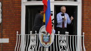 WikiLeaks-Gründer: Polizei zieht 24 Stunden Bewachung ab