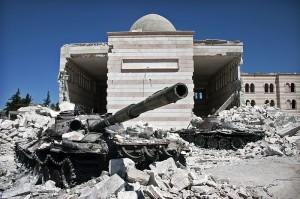 Γιατί οι ακτιβιστές για την ειρήνη θα έπρεπε να σταματήσουν να χαίρονται για τις ρωσικές βόμβες στη Συρία
