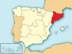Catalunya, luces y sombras