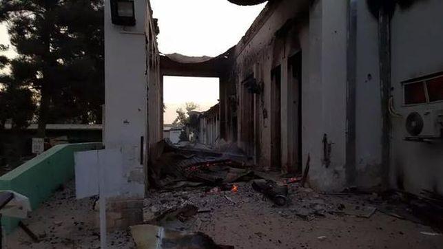 Médicos Sin Fronteras dice que la versión afgana del ataque a su hospital reconoce un crimen de guerra