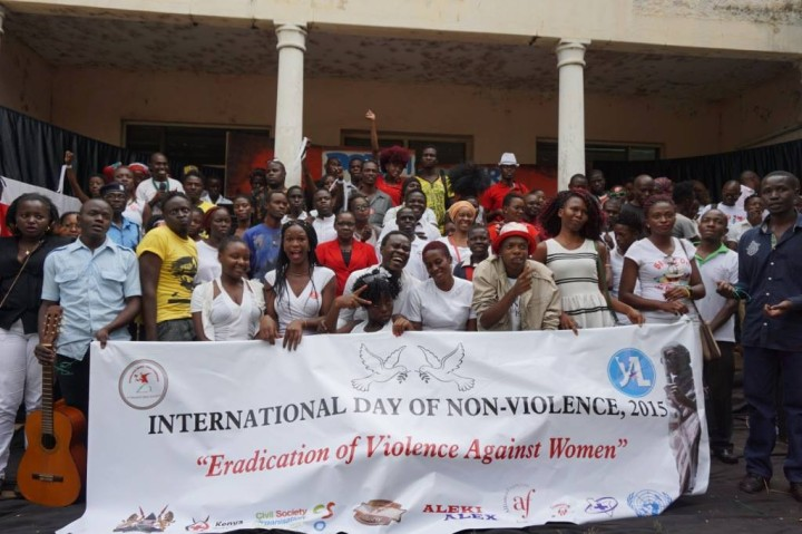 International Day of Nonviolence celebrated around the world