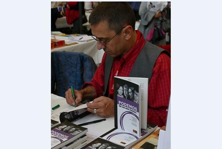 JC Monedero : un homme libre de pensée et de parole