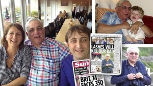 350 lashes in Saudi Arabia for 75 year old British man