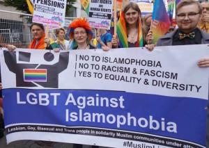 Περίπατος ενάντια στην Ισλαμοφοβία