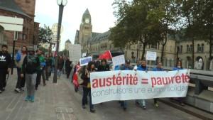 Le Euromarce arrivano a Metz
