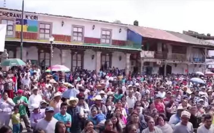 Mexique: Cheran K'eri ou comment s'émanciper de l'emprise d'un narco-état