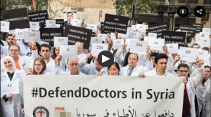 Russia's entry into Syria worsens killings of medical workers on war's front lines