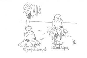 Le droit international doit reconnaitre les « déplacés environnementaux »