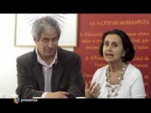 Siloístas chilenos comprometidos con la noviolencia