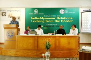 Optimizing the India-Myanmar relationship