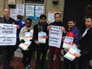 UK LGBT Muslims receive hostility and support at launch of solidarity campaign