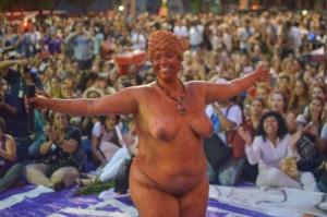 Saquen a Cunha del cuerpo de la mujeres brasileras