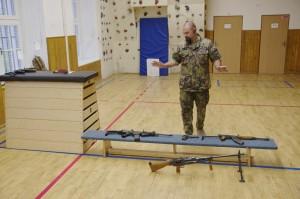 República Checa: està empezando la militarización de la sociedad?