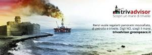 """Trivelle offshore: """"Rischio inutile, per mare e pesca"""""""
