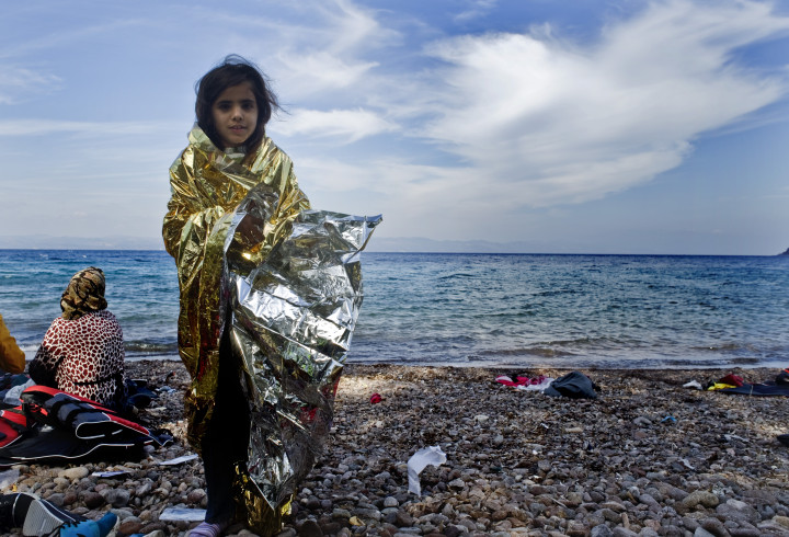 Lesvos Refugees Journey 05