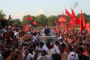 San Suu Kyi: la gente è cambiata