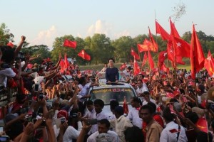 Myanmar.  Aung San Suu KYI : Les temps ont changé, il faut en finir avec la haine et la peur