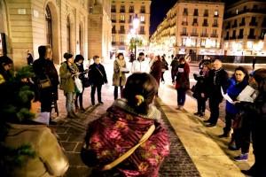 Me declaro en paz – Barcelona