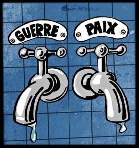 COP21, entre guerre et paix