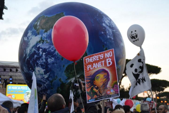 Marcia per il Clima: perchè la gente vuole la concordia