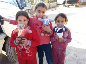 Mountains no barrier for Edinburgh volunteers' direct aid to Syria