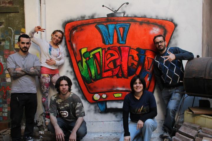 """Videominuto """"No violencia, del barrio a los medios"""" para una comunicación inclusiva"""