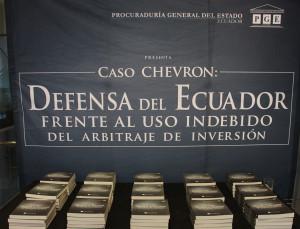 Caso Chevron: Defensa del Ecuador frente al uso indebido del arbitraje de Inversión