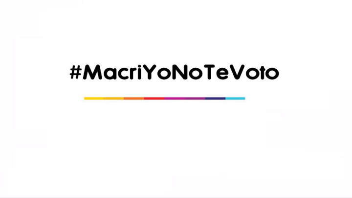 Con Macri no hay vuelta atrás