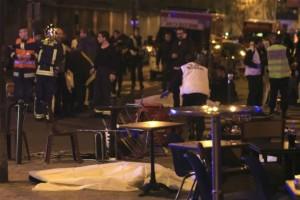 Terrorist attacks in Paris: No to violence!