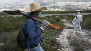 Comienza primera búsqueda independiente de desaparecidos en México