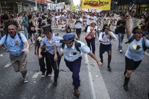 La Marcha de la Gorra: las cifras detrás del abuso policial cordobés