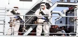 Le missioni anti-migranti di Frontex ed EUNAVFOR MED nel Mediterraneo