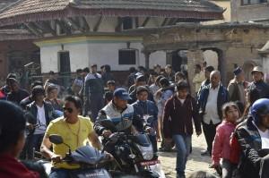El bloqueo no oficial de la India a Nepal