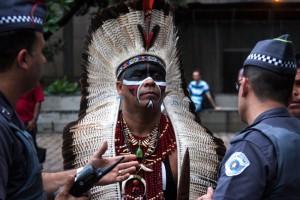 Convergenza delle Culture con le comunità indigene e contadine del Brasile