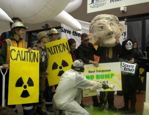 Pericolo nucleare: scanner anti radiazioni acquistati e mai utilizzati