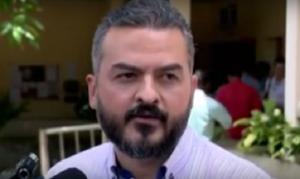 No Espírito Santo, prefeito bloqueia ferrovia da Vale