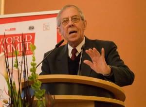"""Silo, Nobel Peace Summit: """"A nonviolent world"""""""