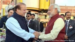 Sorpresiva visita de premier indio a Pakistán