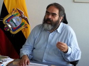 Interview: A Water-Vision from Ecuador