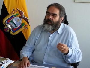 Interview: Eine Wasser-Vision aus Ecuador