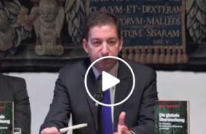 Glenn Greenwald: Deutschlands Reaktion auf Edward Snowdens Enthüllungen