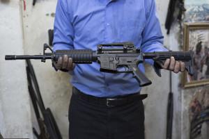 Irak: Wie der «Islamische Staat» zu seinen Waffen kam