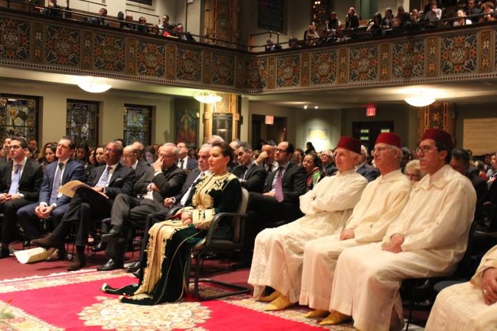 Muslim and Jewish Reunite in New York