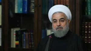 Iranian president offers Christmas greetings, voices hope for peace