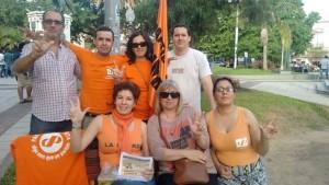 Partido Humanista celebra designación de Bernardita Zalisñak en la Sub Secretaría de Desarrollo Humano de Concordia
