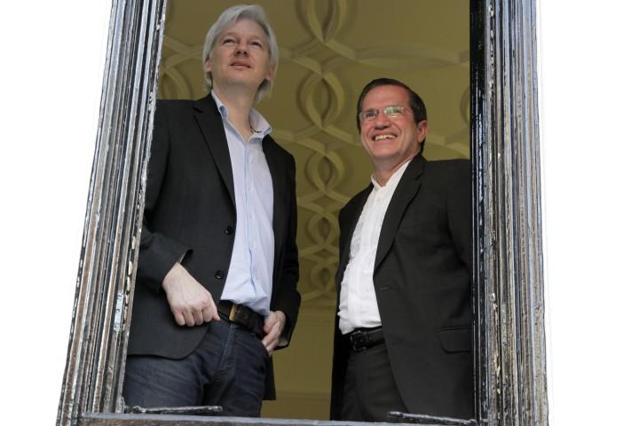 WikiLeaks-Gründer: Justizabkommen im Fall Assange vereinbart