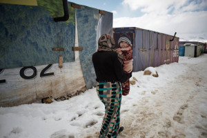 """Every Two Seconds, a Baby Is Born in a Conflict Zone – """"Can There Be a Worse Start in Life?"""""""