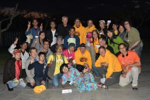 Veteranos por la Paz en Jeju y Okinawa