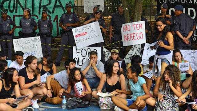 Geração  desperta não deixa o governador dormir em São Paulo