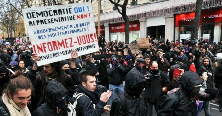 Naomi Klein e Jeremy Corbyn lanciano un appello per una protesta di massa alla COP21